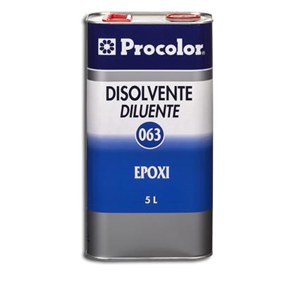 Disolvente-Epoxi