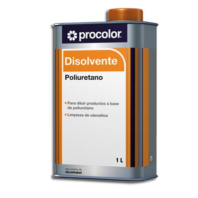 Disolvente-Poliuretanos