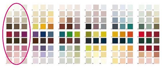 Combina disnapin - Combina colores en paredes ...