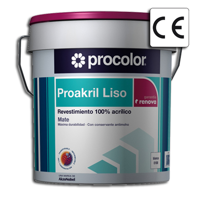 Proakril-Liso-Mate